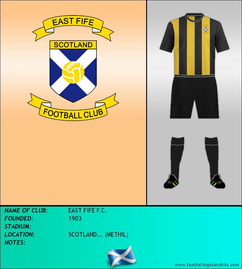 Logo of EAST FIFE F.C.