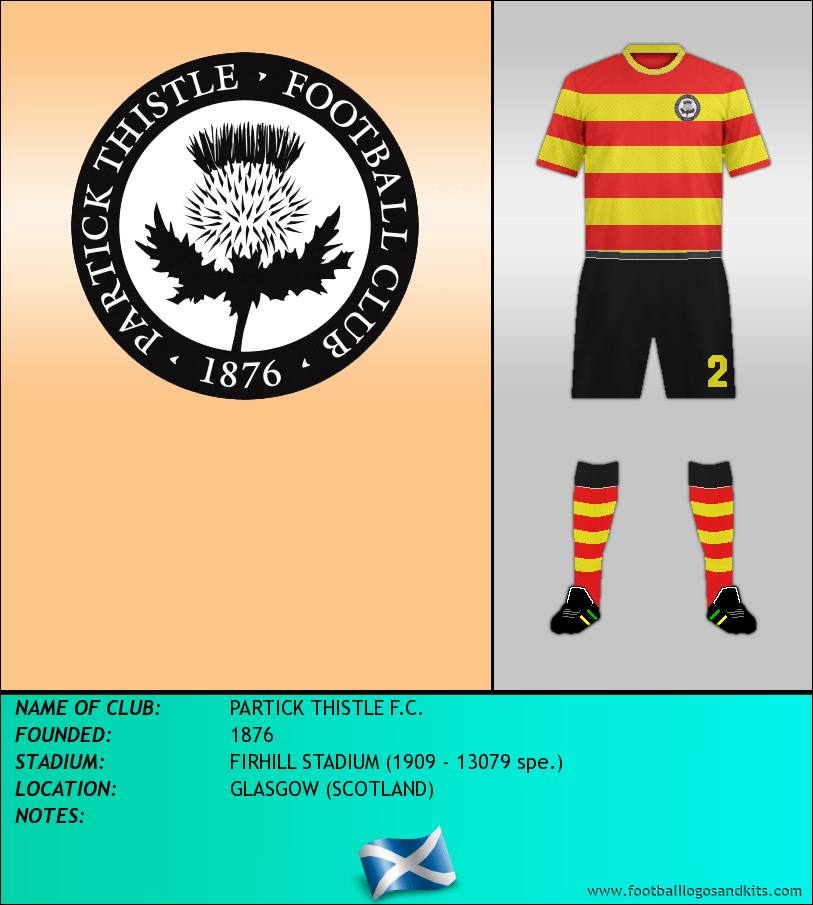 Logo of PARTICK THISTLE F.C.