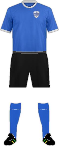 Kit FC NITRA