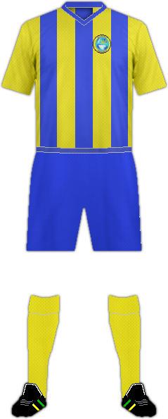 Kit FK SLAVOJ TREBISOV