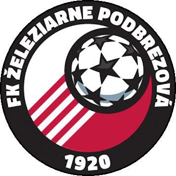 Logo of FK ŽELEZIARNE PODBREZOVÁ (SLOVAKIA)