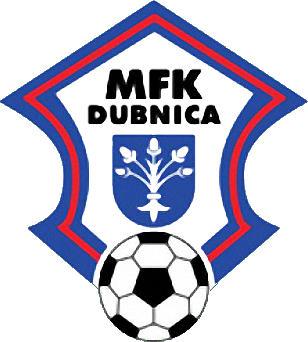 Logo of MFK DUBNICA (SLOVAKIA)