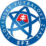 Logo of SLOVAKIA NATIONAL FOOTBALL TEAM