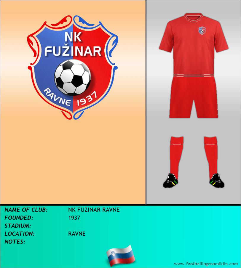 Logo of NK FUZINAR RAVNE