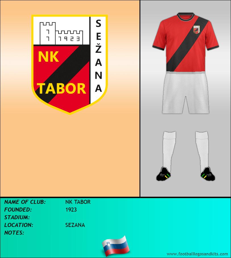 Logo of NK TABOR