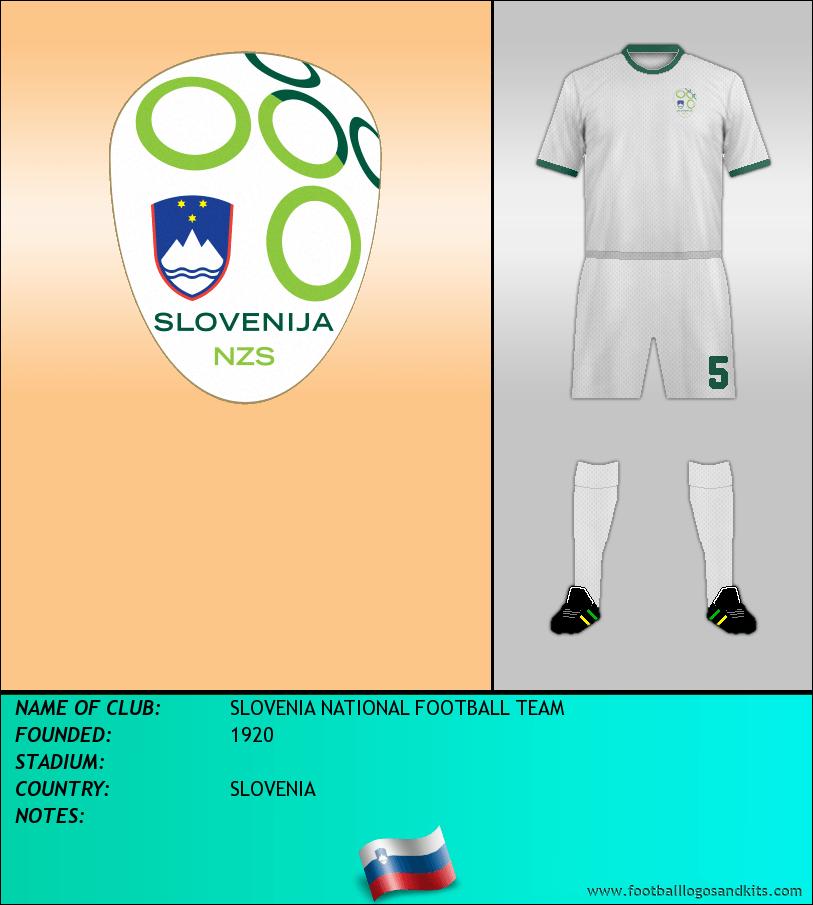 Logo of SELECCIÓN DE ESLOVENIA