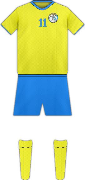 Kit FC AJAX LASNAMÄE