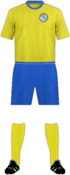 Kit FC AJAX LASNAMAE