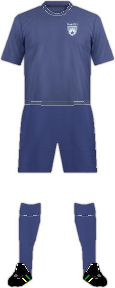 Kit FC MAARDU