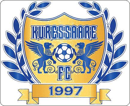 Logo of FC KURESSAARE (ESTONIA)