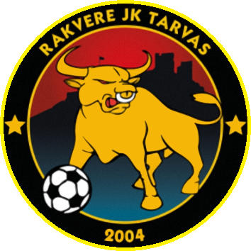 Logo of RAKVERE JK TARVAS (ESTONIA)