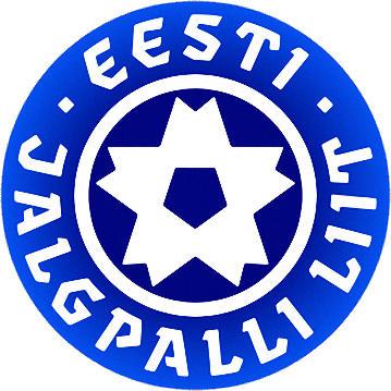 Logo of ESTONIA NATIONAL FOOTBALL TEAM (ESTONIA)