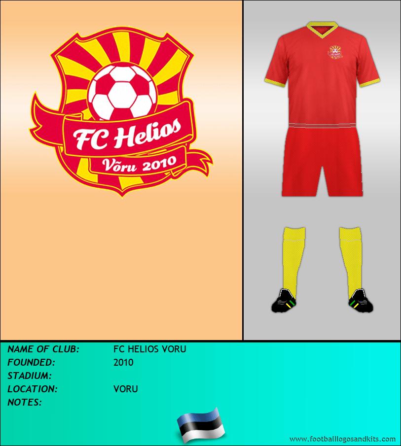 Logo of FC HELIOS VORU