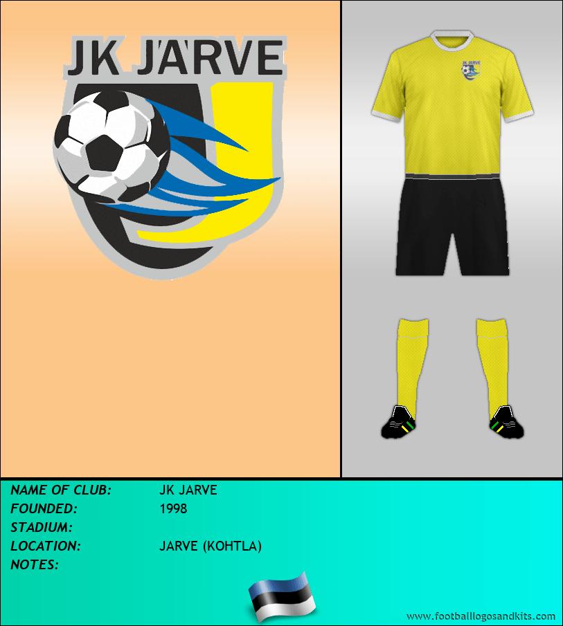 Logo of JK JARVE