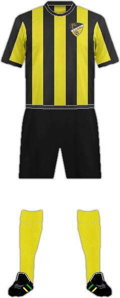 Kit FC HONKA