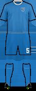 Trikot F.C. VILLEFRANCHE