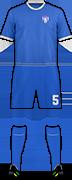 Kit J.A. DRANCY F.C.
