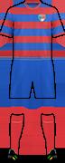 Trikot MARIGNANE GIGNAC F.C.