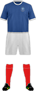Kit FRANCE NATIONAL FOOTBALL TEAM