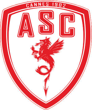 Logo of A.S.C. CANNES (FRANCE)