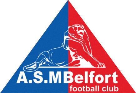 Logo of A.S.M. BELFORD F.C. (FRANCE)