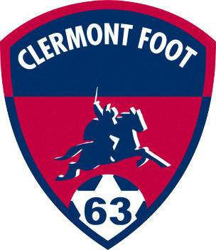 Logo of CLERMONT FOOT AUVERGNE (FRANCE)