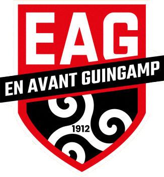 Logo of EN AVANT GUINGAMP (FRANCE)