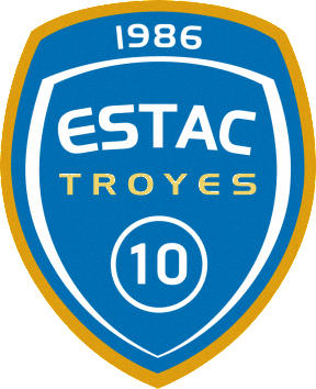 Logo of ES TROYES AC (FRANCE)