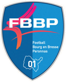 Logo of F BOURG EN BRESSE PERONNAS 01 (FRANCE)