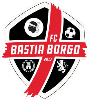 Logo of FC BASTIA BORGO (FRANCE)