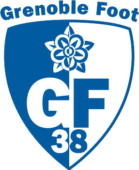 Logo of GRENOBLE FOOT 38 (FRANCE)