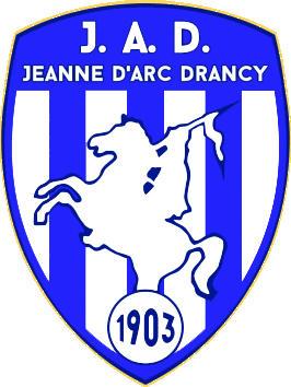 Logo of J.A. DRANCY F.C. (FRANCE)