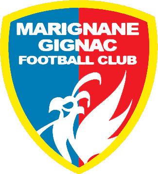 Logo of MARIGNANE GIGNAC F.C. (FRANCE)
