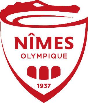 Logo of NÎMES OLYMPIQUE F.C. (FRANCE)
