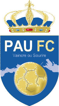 Logo of PAU F.C. (FRANCE)