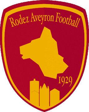Logo of RODEZ AVEYRON FOOTBALL (FRANCE)