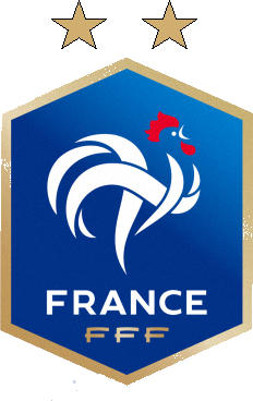 Logo of FRANCE NATIONAL FOOTBALL TEAM (FRANCE)
