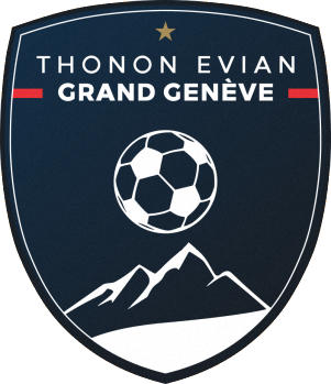 Logo of THONON EVIAN GRAND GENÉVE FC (FRANCE)