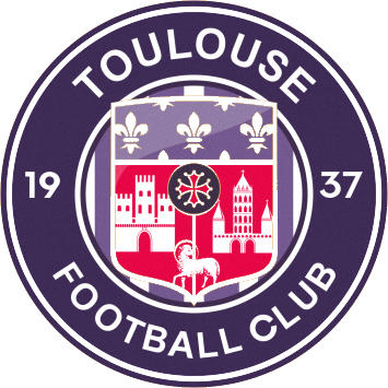 Logo of TOULOUSE FC (FRANCE)