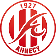 Logo de ANNECY F.C.
