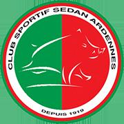 Logo of C.S. SEDAN ARDENNES