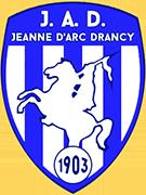 Logo J.A. DRANCY F.C.