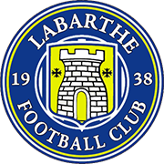 Logo of LABARTHE FC