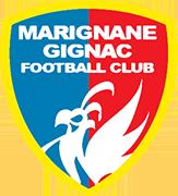 Logo de MARIGNANE GIGNAC F.C.