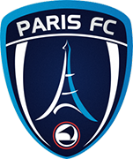 Logo of PARIS FC
