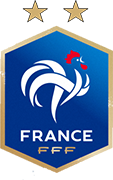 Logo of FRANCE NATIONAL FOOTBALL TEAM