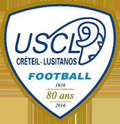 Logo de U.S. CRÉTEIL-LUSITANOS