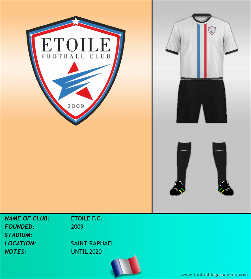 Logo of ÉTOILE F.C.
