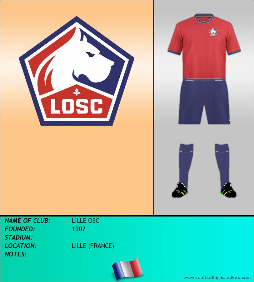 Logo of LILLE OSC