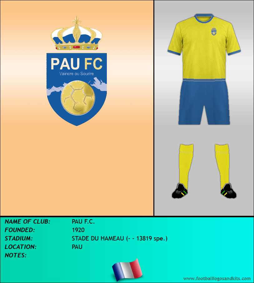 Logo of PAU F.C.